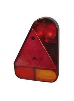 5 Function Rear Trailer Lamp - Stop/Tail/Fog/Direction Indicator/Reflex Reflector - left hand