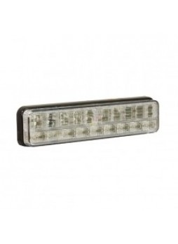 4 Function LED Slimline Rear Combination Lamp - Stop/Tail/Direction Indicator/Reverse - 12/24V - RH