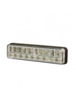 4 Function LED Slimline Rear Combination Lamp - Stop/Tail/Direction Indicator/Reverse - 12/24V - LH