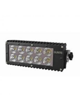 10 x 3W LED Work Lamp with 350mm Lead - 12/24V, IP67