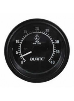 12/24V Alternator Pick-up Tachometer - 0-4000RPM