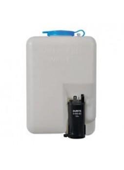 12V 1.2 Litre PVC Windscreen Washer Bottle