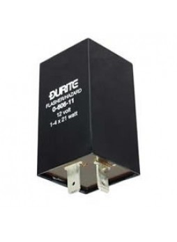 12V Flasher/Hazard Unit - 1-4 x 21W