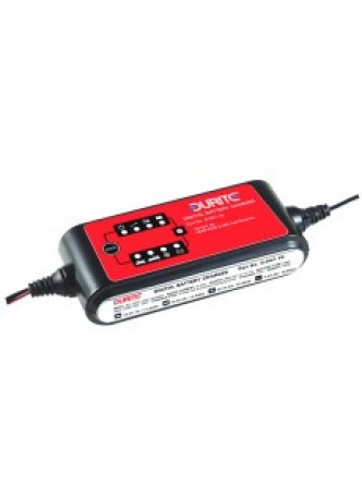 9 Step Fully Automatic Digital Battery Charger Maintainer - 6/12V
