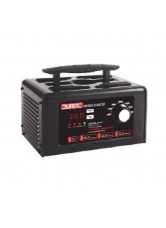 9 Step Fully Automatic Bench Start/Charger Maintainer - 12/24V