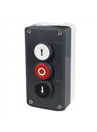 3 Push Button Control Box