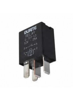 24V Micro Make/Break Relay Sealed with Diode - 10A