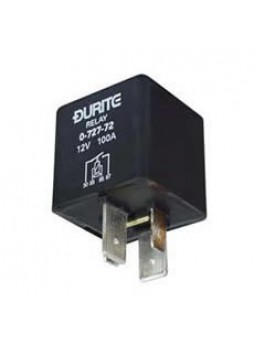 12V Mini Change Over Relay Sealed with Resistor - 20/30A