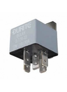12V Mini Change Over Relay with Bracket - 20/30A