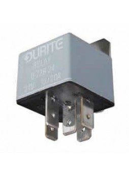 24V Mini Change Over Relay - A Type Termination - 20A