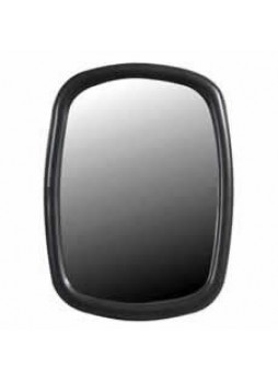 Commercial Vehicle Flat Glass Mirror Head - 177 x 127mm