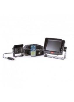 "CCTV Kit - 5"" Colour Monitor and Infrared Camera - 12/24V"