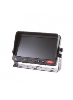 "CCTV 7"" Quad Colour Monitor"