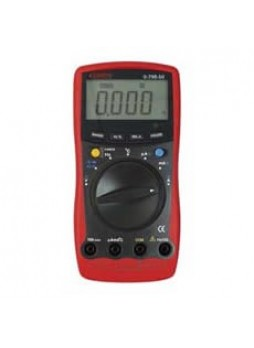Hand-Held Digital Multimeter with Data Hold Feature