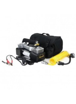 Portable Twin Piston Air Compressor - 12V