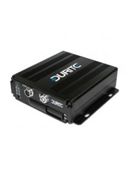 CCTV 4-Channel DVR Recorder with GPS & G Sensor